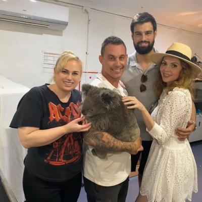 Знаменитости, которые объявили о пожертвовании средств для тушения пожаров в Австралии