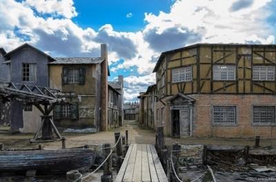 Русские традиции, киногород Старой Англии и волшебные сады: куда отправиться всей семьей